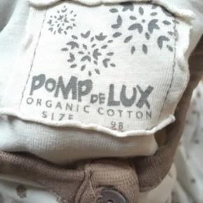 POMPDeLUX bluse 98  - fast pris -køb 4 annoncer og den billigste er gratis - kan afhentes på Mimersgade 111 - sender gerne hvis du betaler Porto - mødes ikke andre steder - bytter ikke