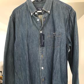 Gant skjorte. Str L. Ikke brugt.