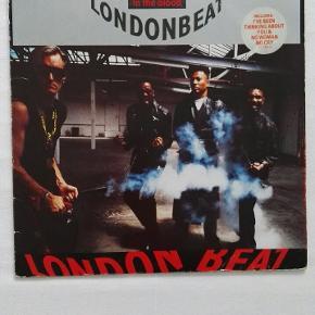 LP med 90er dance bandet London beat.   Prisen er fast.   KUN SERIØSE BUD!   Skal afhentes i Kbh S eller kan sendes på købers regning.