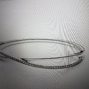 Pandora armbånd   Sølv  17,5cm  Nyt i æske