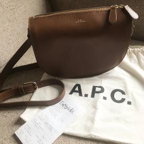 A.P.C. skuldertaske