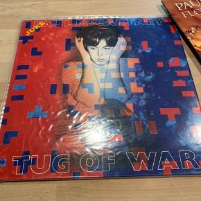 Paul McCartney Tug Of War LP