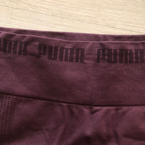 Rigtig fine tights fra Puma, brugt nogle gange men ingen synlige brugsspor☺️ Str. S