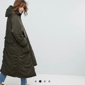 Monki Longline Jacket Size XS/S, but it's pretty large so it fits M as well New/with price
