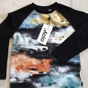 NY fed Molo bluse str 110 - stadig med mærke.