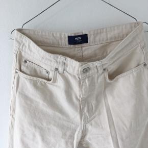 Wood Wood Wes jeans. Str. 29/32. Nypris 1.000 kr.