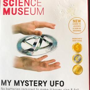 Science Museum.  My Mystery Ufo