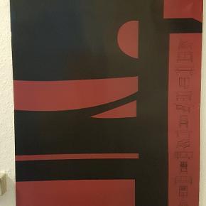 Fin Børge Mogensen plakat.