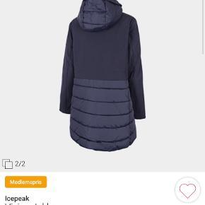 Icepeak jakke