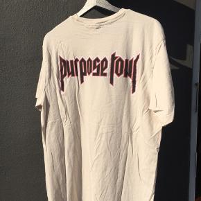 Purpose tour H&M x Justin Bieber