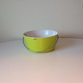 Grøn Eva Solo salatskål - perfekt til sommerbordet