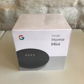 Google Home Mini  Aldrig åbnet  Np. 350kr  Mp. 250 Eksl. Fragt