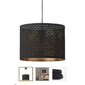 Nymö / sekond Pendel fra IkeaEr præcis som ny! Sælges da vi har ændret lidt stil i hjemmet Ny pris 269,00 Byd!