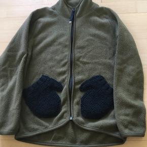 Molo fleece jakke str 140,i god stand