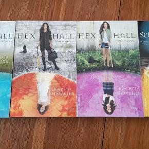 Sælger denne skønne bogserie. Der står navn i bøgerne men ellers er de i pæn stand.  Ved forsendelse betaler køberen for portoen  :)