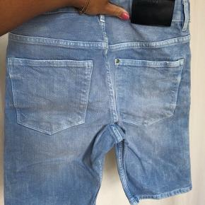 Fede denim shorts