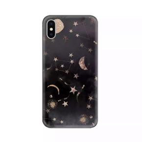 Cover med stjernehimmel til iPhone 8