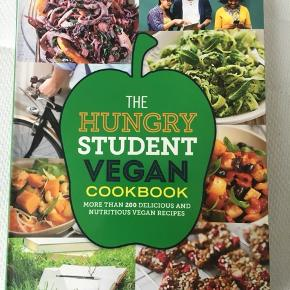 The Hungry Student Vegan Cookbook Engelsk sprog Fra Urban Outfitters