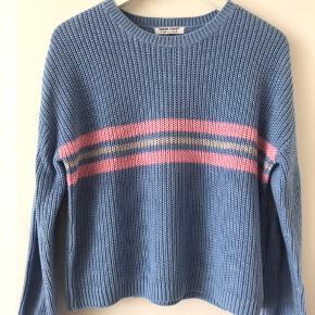 Super fin bomuldssweater fra mærket Green Coast.