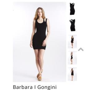 Flot barbara i gongini top kjole