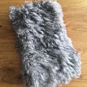 Pandebånd med ægte pels 🌸 Dejlig varm til den kolde vinter.