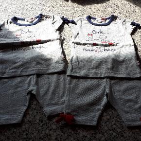 2 sæt shortssæt fra Little Girl Star Køber betaler forsendelse