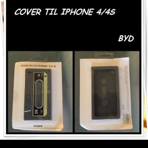 Cover til iPhone 4/4's nyt byd