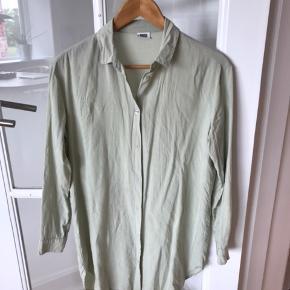 Skjortekjole - trænger til en strygning