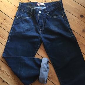 Levi's 503 Loose jeans Str: W31 Må gerne prøves først☺️ Sælger dem for en anden.  Afhentes Kbh Sv eller sender med DAO.