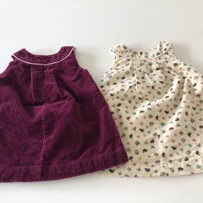 2 stk H&M kjoler i str 74. Rigtig fine uden brugs spor eller slitage.