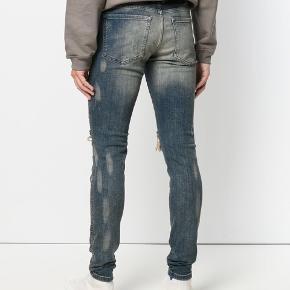 Represent jeans, str 30 talje