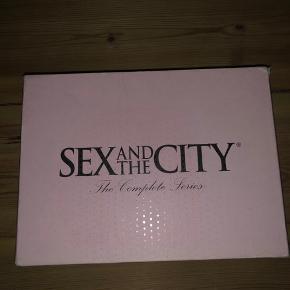 Sex & The City serieboks 1-6