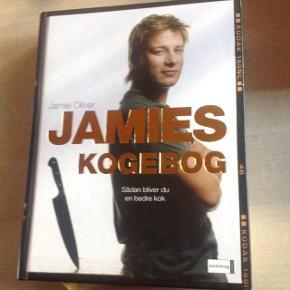 Jamies kogebog, Hardback  Jamie Oliver