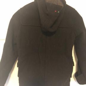 Kickers frakke i uld til piger- brugt meget få gange - ingen fejl eller slidtage