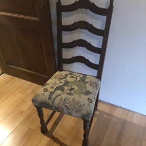 Une chaise en bon état