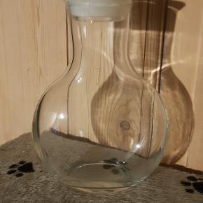 Vand eller vin karaffel. Rosendahl.