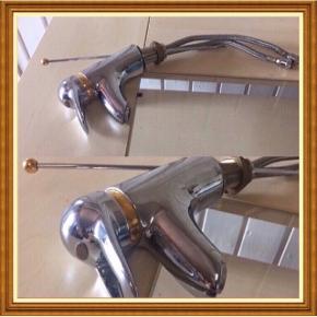 Håndvaskarmatur sælges