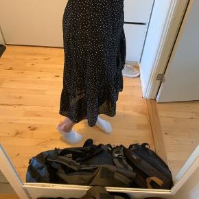 Neo noir nederdel str.s