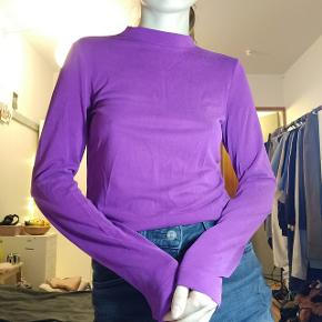 Purple blouse from Monki 🍇