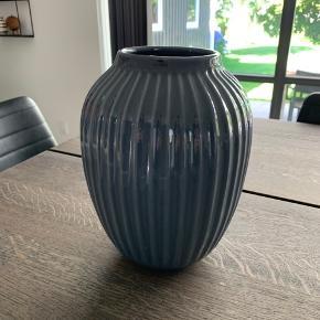 Hammerhoi vase stor (25cm) Som ny uden ridser og skår. 6700/Rørkjær