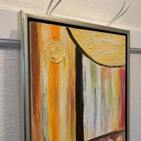 Maleri købt hos privat kunster i Skagen