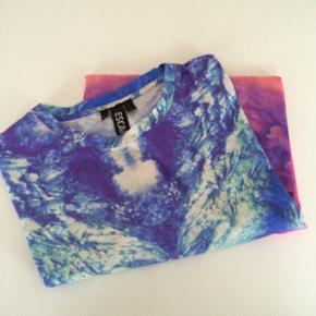 NY PRIS. Escapology T-shirt. Str. 42. Kan sendes mod betaling af porto kr. 40,00 med DAO.