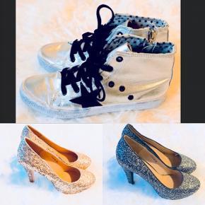 Forskellige Sofie Schnoor stiletter og sko. Kom med et bud eller spørg.