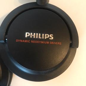 Høretelefoner fra Philips. Sælges fordi jeg ikke for dem brugt
