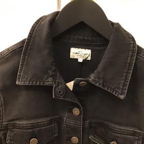 Helt ny Global Funk jeans jakke str.L, 98% bomuld-2%elastan