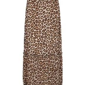 just female leopard nederdel - xs