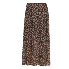 Sælger denne fine blomstrede mesh nederdel fra Moss Copenhagen.  Brugt og vasket én enkelt gang - fejler intet.  Nederdelen måler 85 cm, Og er foret med en underkjole, der dækker halvdelen indenunder.  Sendes med DAO via Trendsaleshandel - pris for fragt kommer oveni :)