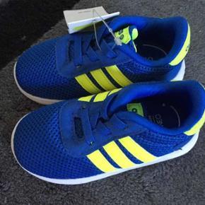 Helt nye sko. Glemt jeg havde dem. Min søn kan ikke længere pas dem