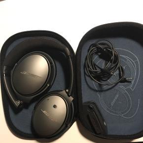 Bose hovedtelefoner sælges.Model: SoundLink around-Ear II  Virker helt som de skal, som nye - sælges kun da jeg har fået nye.