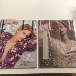 ELLE magasiner! Aldrig åbnet ☺️